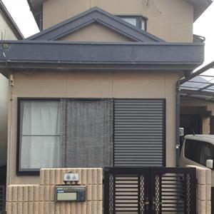 加古川市 N邸 外壁塗装工事 ビフォー